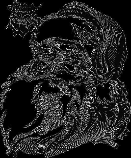 Santa Claus Christmas Parties  Free image on Pixabay