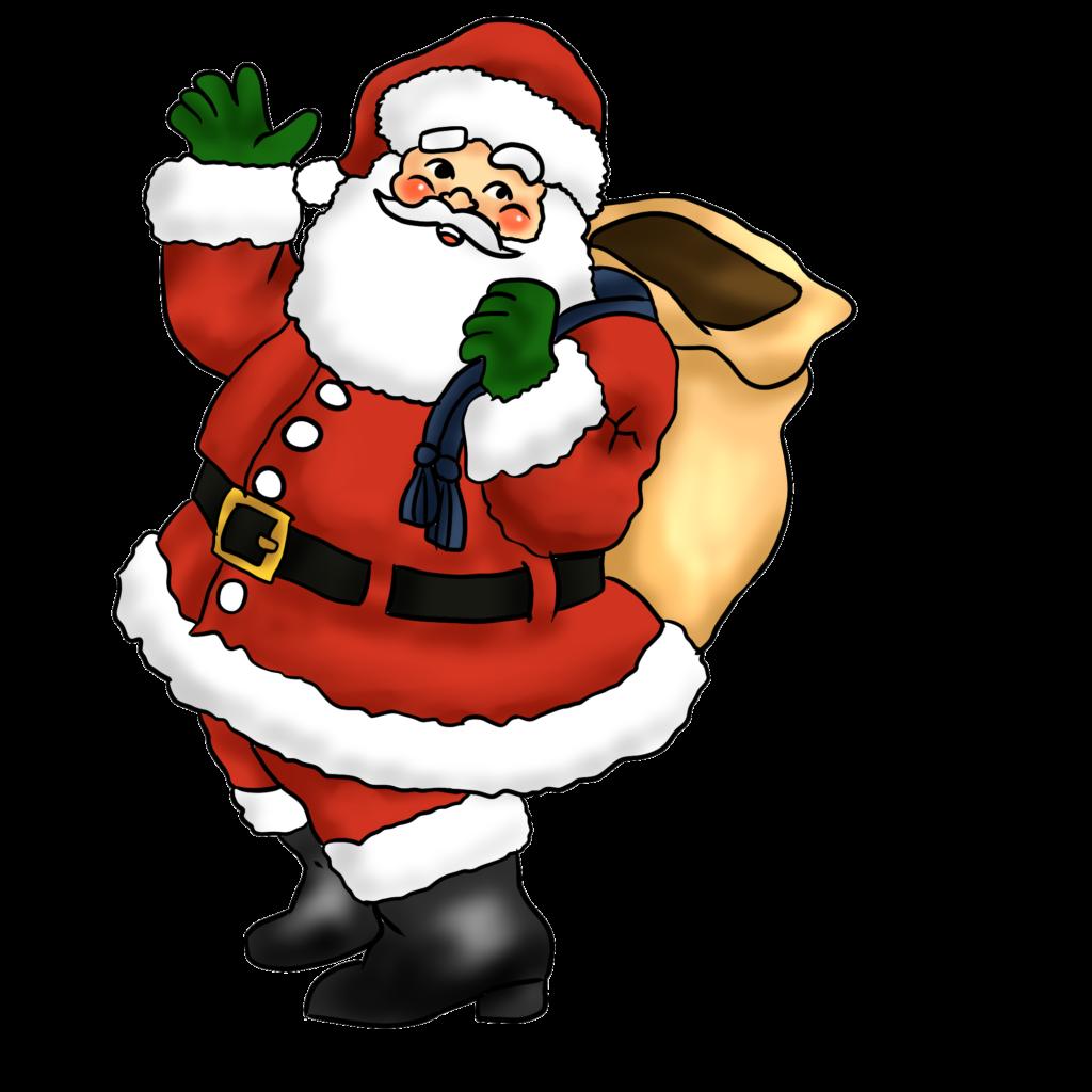 Santa Claus Clipart  Clipart Suggest