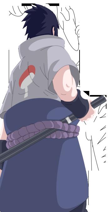 Sasuke Render by Laxifax on DeviantArt
