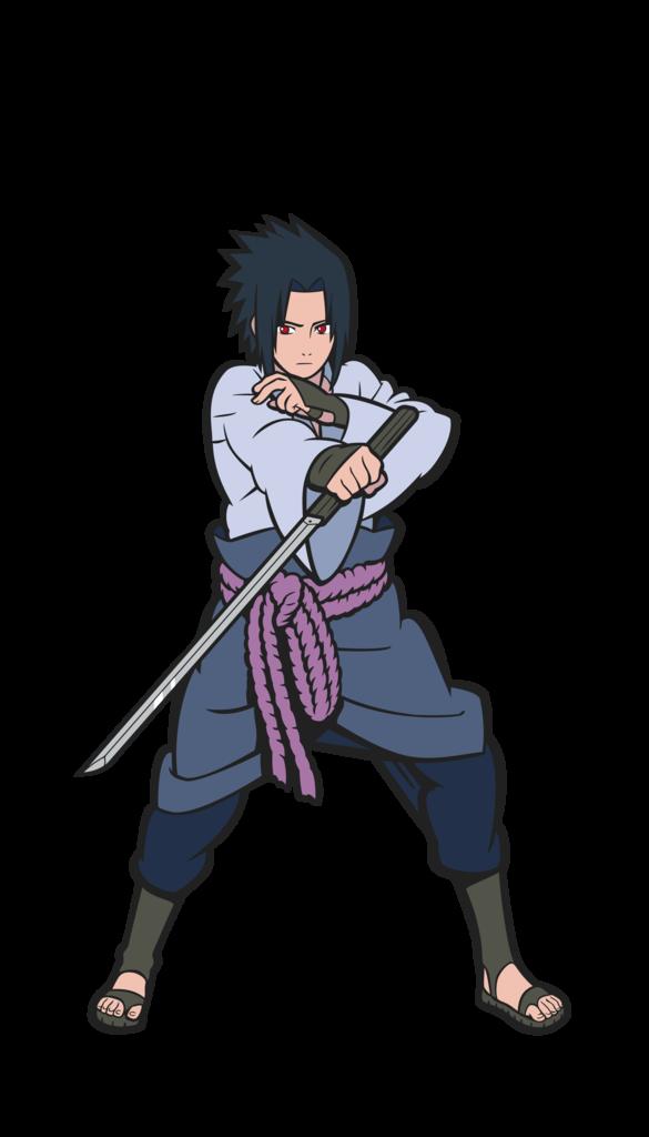 Sasuke 92  FiGPiN