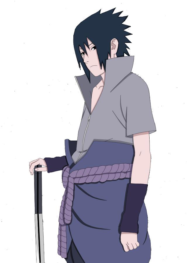 Naruto 408 Sasuke colored by Narutolover16 on DeviantArt