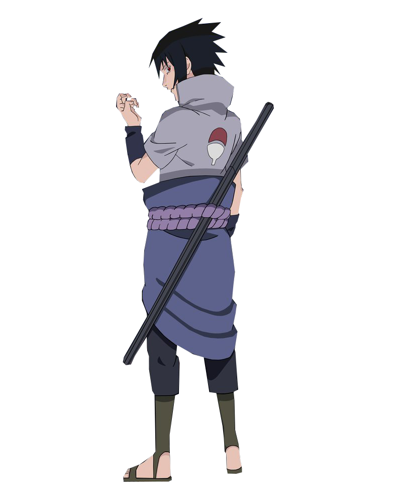 sasuke render by ITACHI1998 on DeviantArt