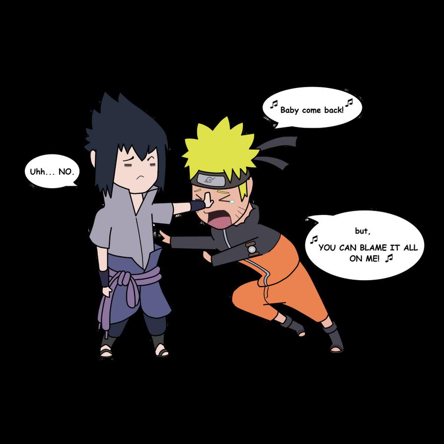 Bringing Sasuke Back by KuraiLombax on deviantART