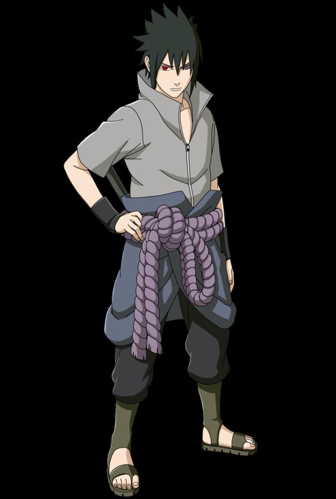 Sasuke Rinne Sharingan by MasonENGINE  Kartun Gambar