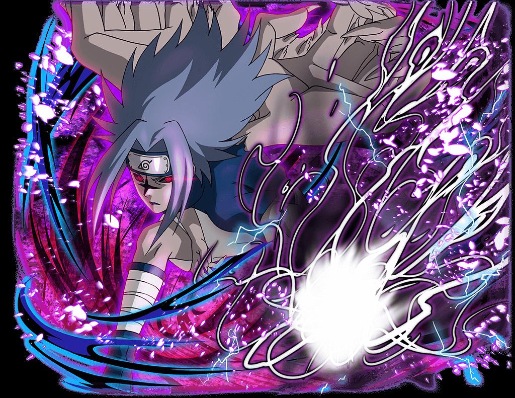 Sasuke Uchiha Parting Wings  Ultimate Ninja Blazing X
