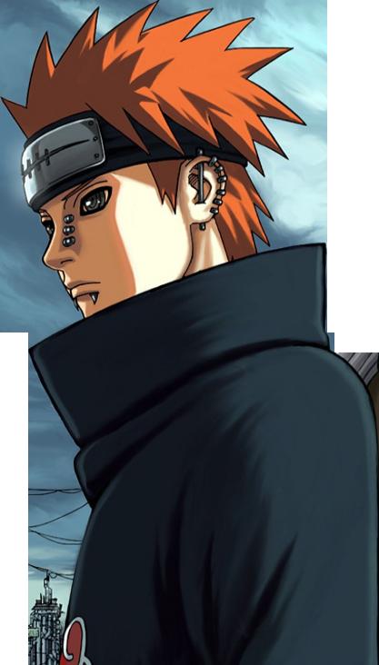 Pain Naruto Png  Free Pain Narutopng Transparent Images