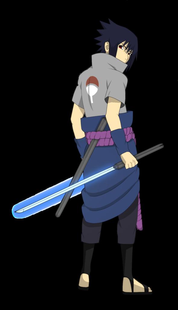 Sasuke Uchiha Render by ShikaUninspired on DeviantArt