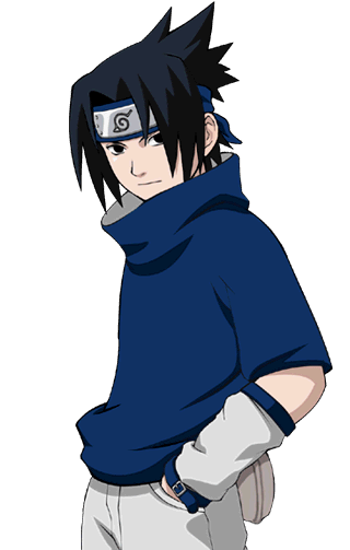 Young Sasuke render Clash of Ninja 2 by maxiuchiha22 on