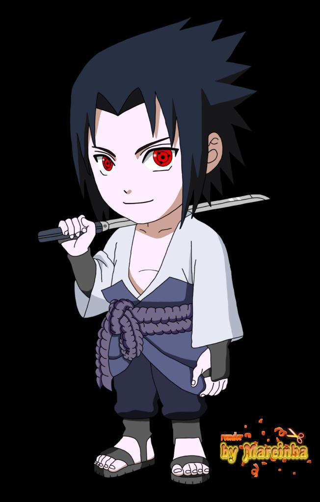 PNG Chibi Sasuke Shippuden by Marcinha20 on DeviantArt