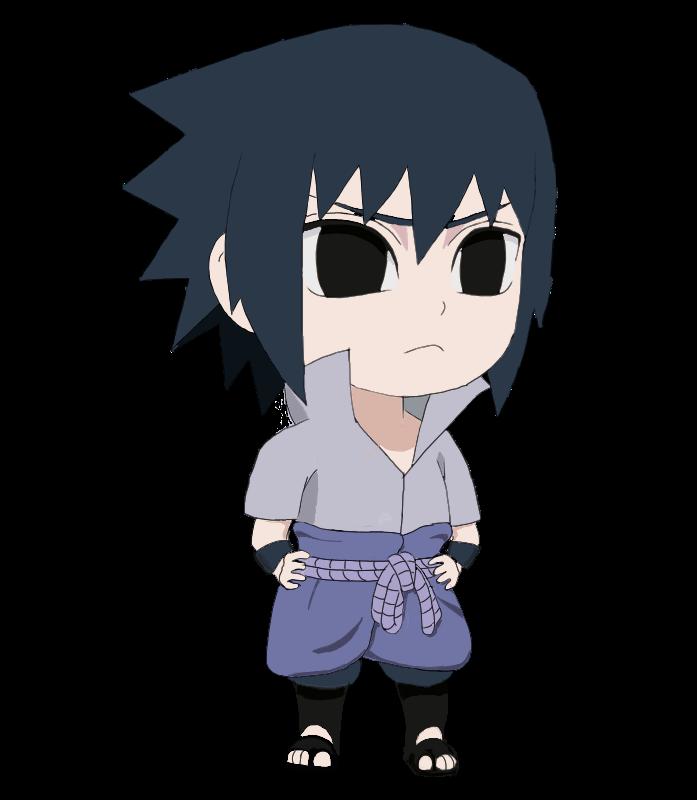 Sasuke SD by theothersophie on DeviantArt