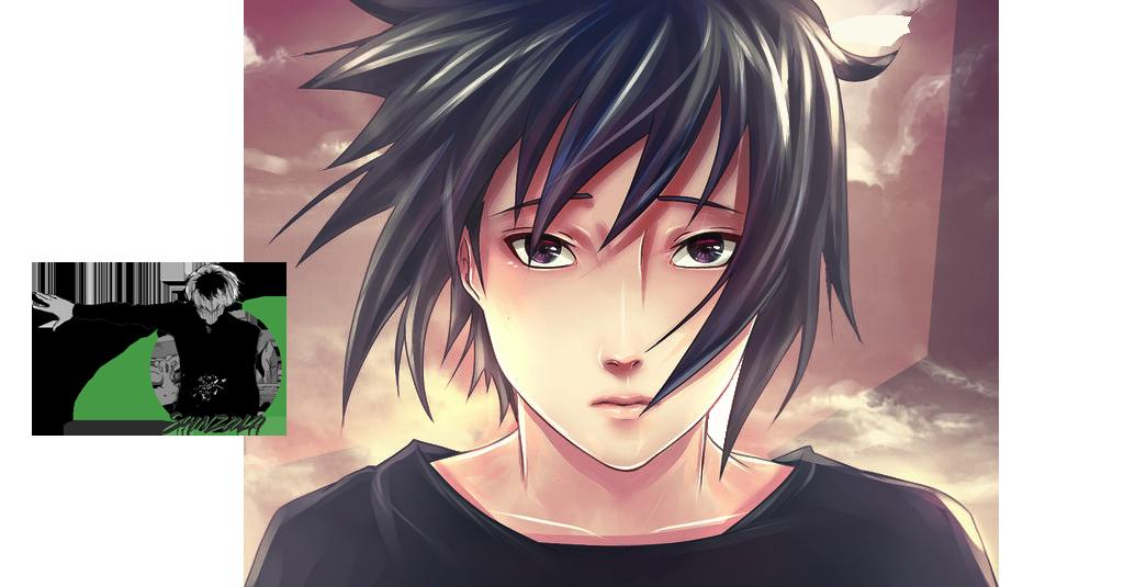 Sasuke Uchiha  Kawai by RenderLand on DeviantArt