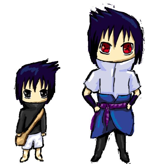 Sasuke Uchiha Chibi by DreamsoftheDead on DeviantArt