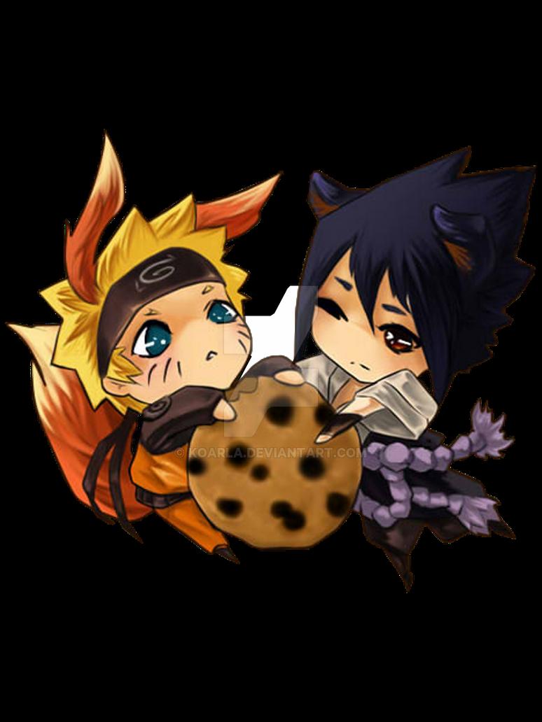 Naruto and Sasuke neko :3 by koarla on DeviantArt - Sasuke Cat