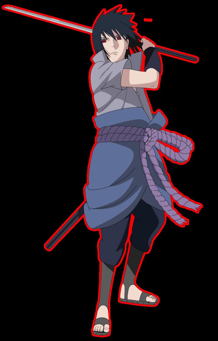 biografi character anime naruto: biografi Sasuke Uchiha - Sasuke Character