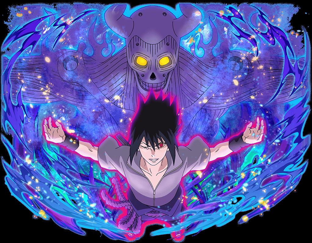 Sasuke Uchiha Darkness of Deep Hatred  Ultimate Ninja