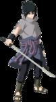 Uchiha Sasuke PNG Transparent Image PNG SVG Clip art for