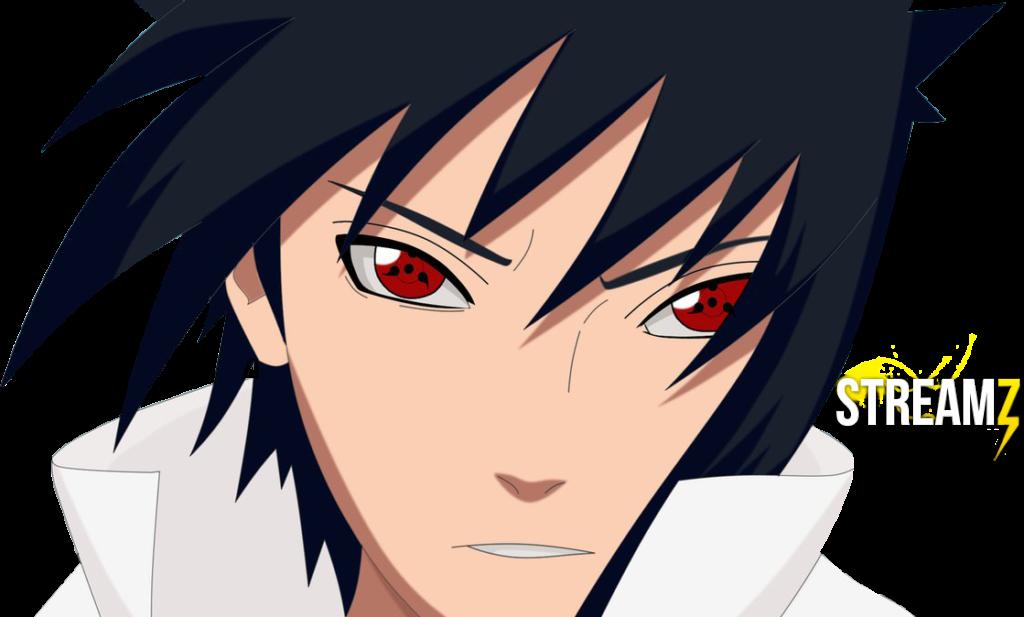 Sasuke Png  Sasuke Uchiha Official Render Clipart  Full