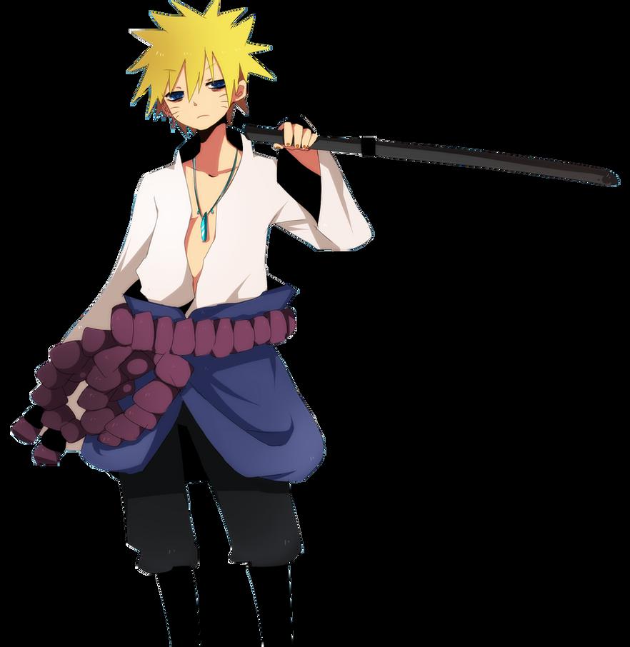 Naruto Sasukes cosplay by SeradnaRender on DeviantArt