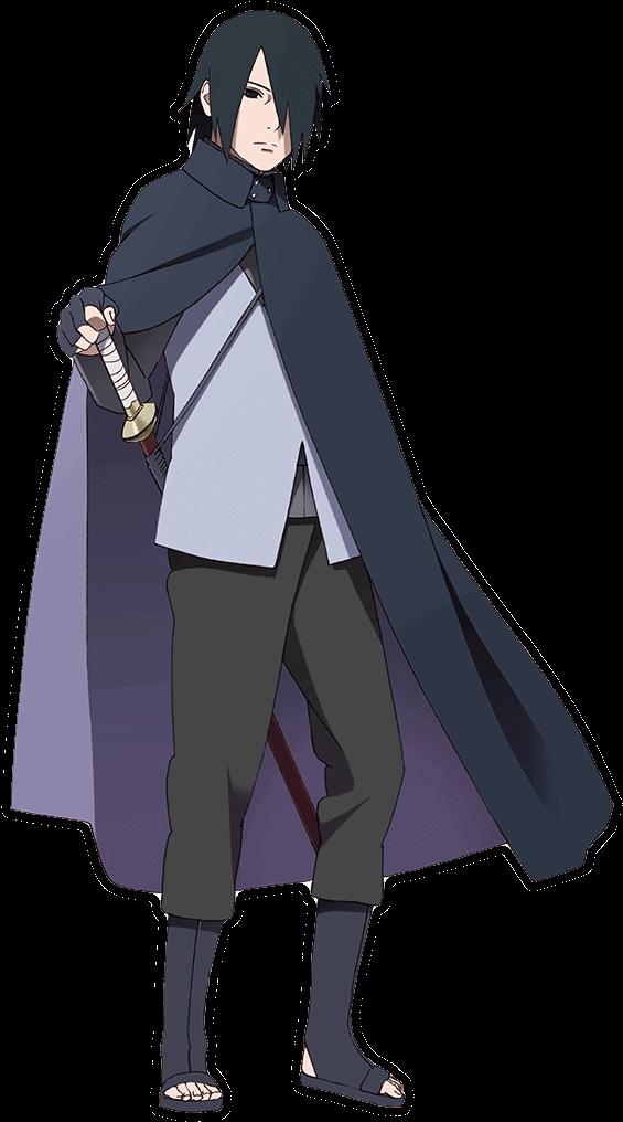 Download Sasuke Epilogue - Png - Boruto Naruto The Movie ... - Sasuke Costume