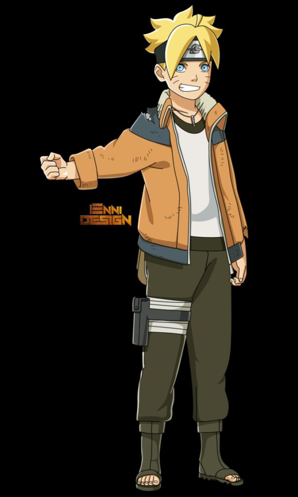 Boruto Naruto The MovieBoruto Fathers Jacket by