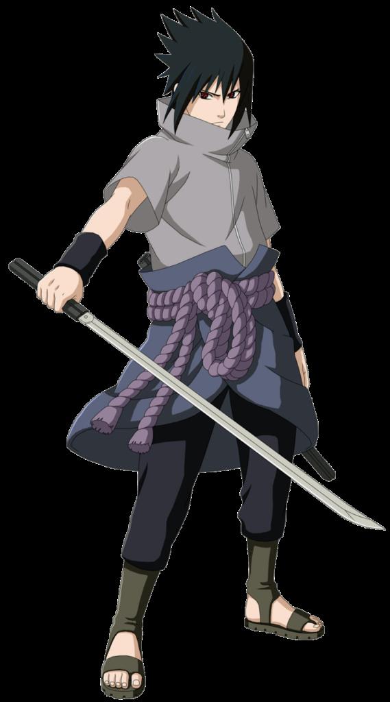 Struntons Death Battle Blogs Character Analysis Sasuke