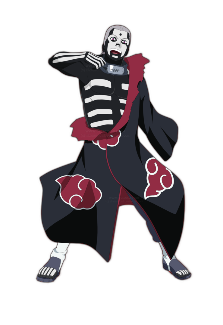 -Hidan (Curse Mark)- by diogouchiha on DeviantArt - Sasuke Dead