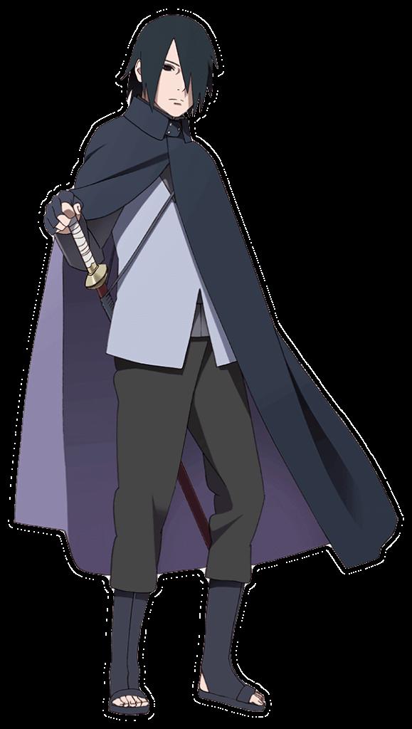 Image  Sasuke Uchiha EpiloguePNG  Death Battle Fanon