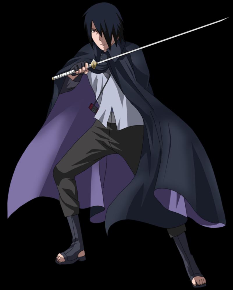 Sasuke Uchiha  Boruto  Naruto The Movie by esteban93