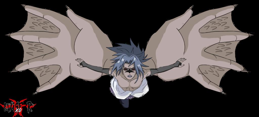 Image de sasuke en demon  Fonds décran HD