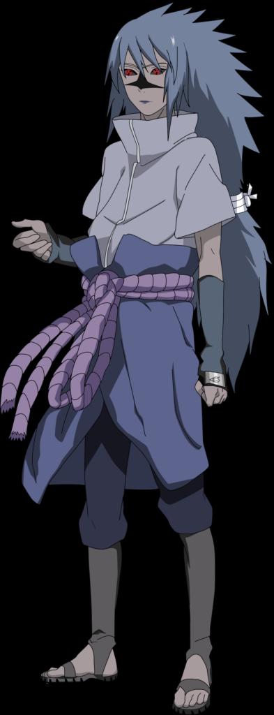 Sasuke Shippuden Curse Seal 2 Render by lwisf3rxd on