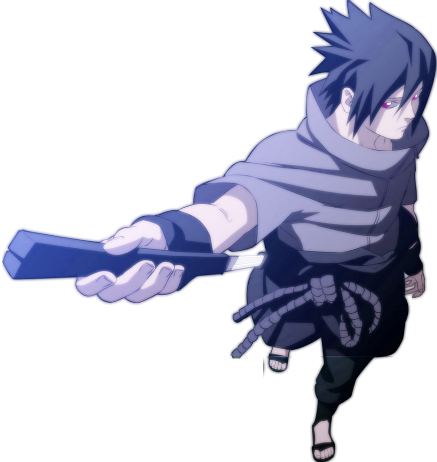 Sasuke Render by AkatsukiSasuke1102 on DeviantArt