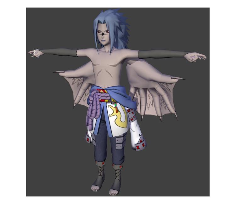 Wii  Naruto Shippuden Dragon Blade Chronicles  Sasuke