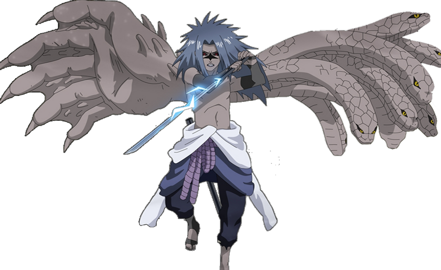sasuke  curse by xXCamiloXx on DeviantArt