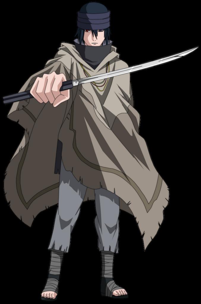 Favorite form of Sasuke