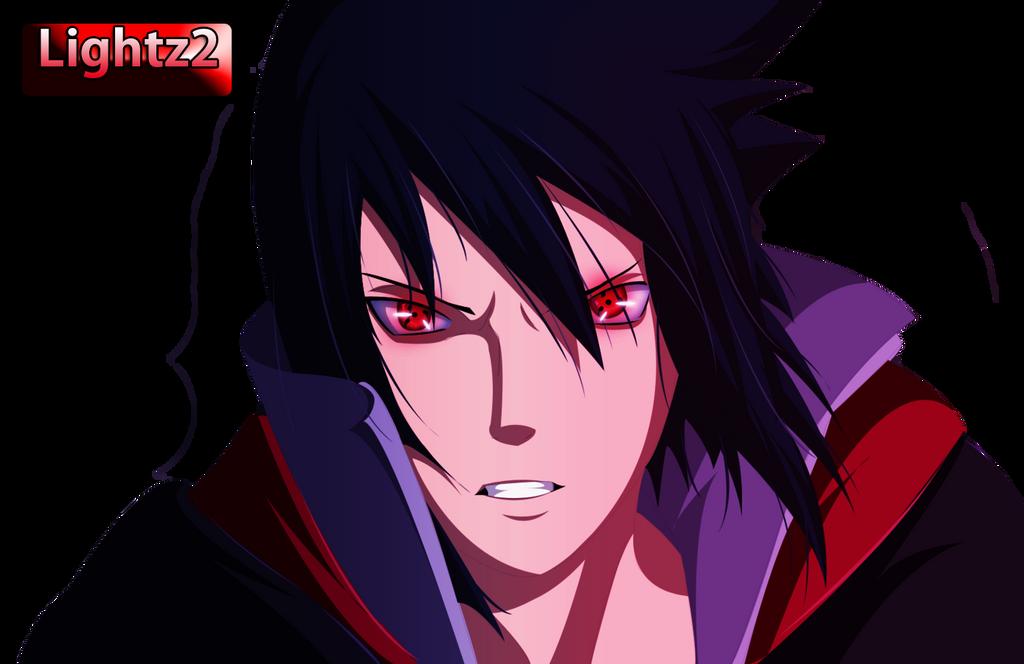 Sasuke Uchiha Render By Lightz2 by Joshuanathaniel2 on