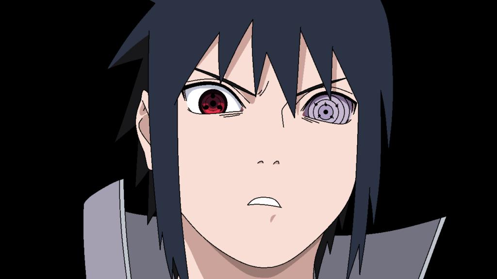 Sasuke Uchiha  Rinnegan Full Power  by