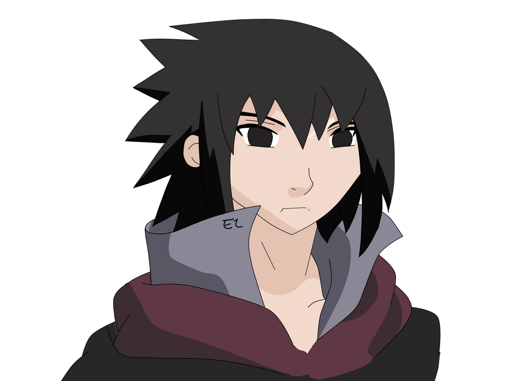 Sasuke New Style Colored by EzmeAG98 on DeviantArt