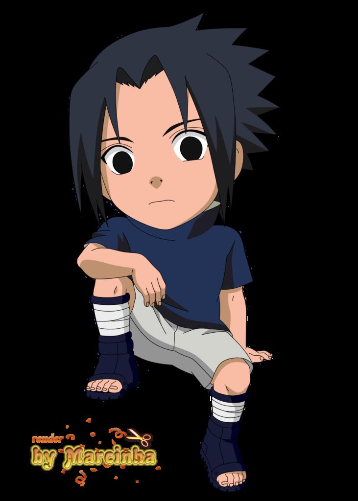 Sasuke Uchiha Chibi by Marcinha20 on DeviantArt