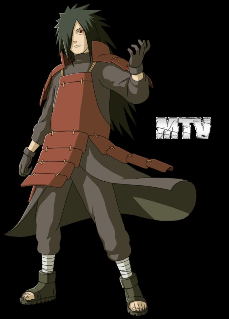 Madara Alive render from Naruto by MasonTV  Anime