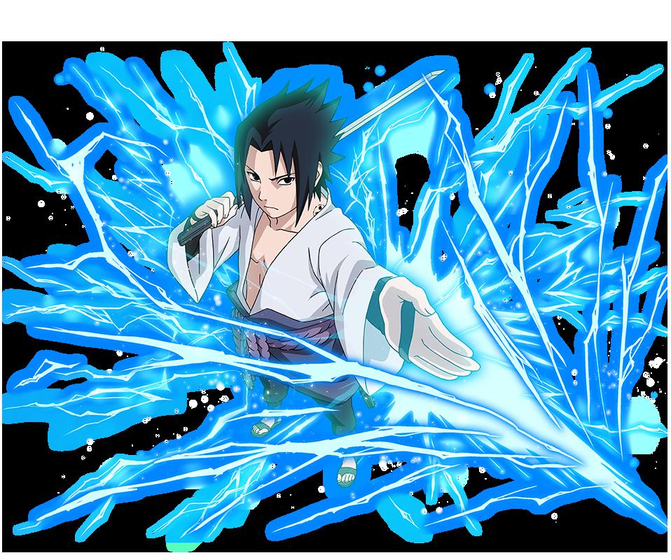 Hebi Sasuke Uchiha render 2 U Ninja Blazing by