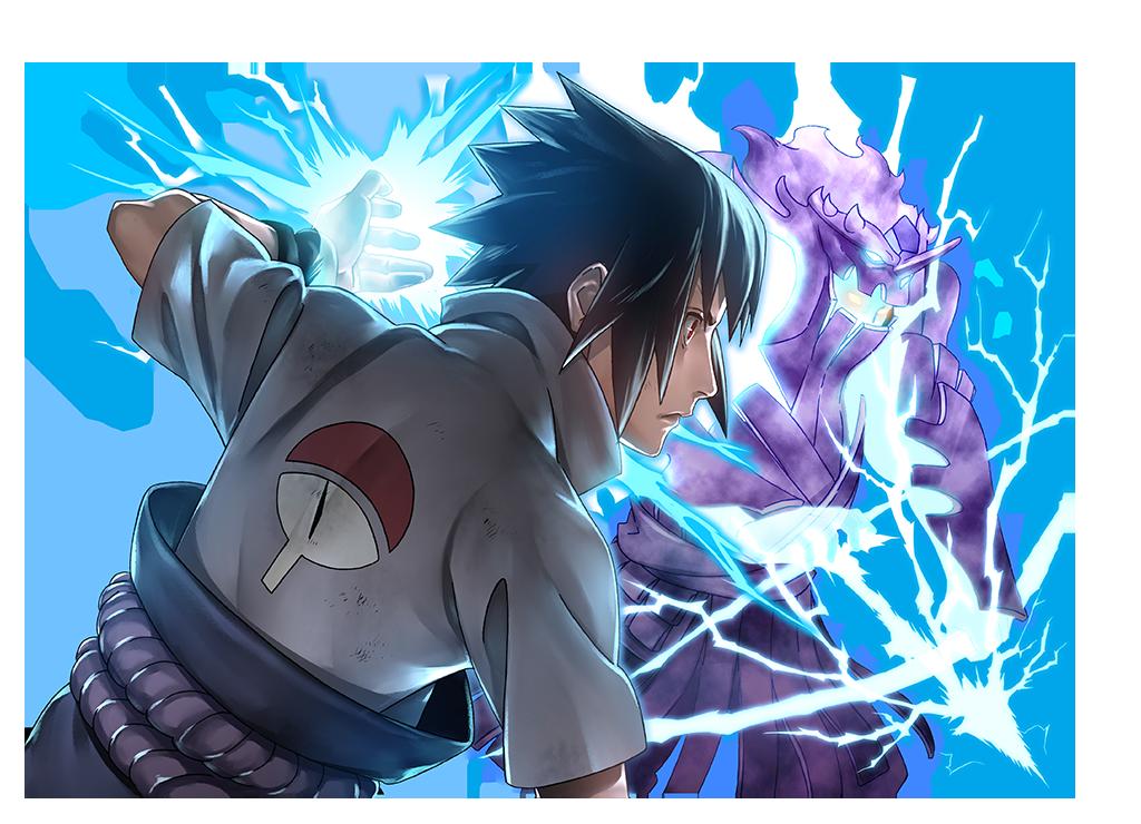 Sasuke danger Utimate ninja blazing  Sasuke uchiha