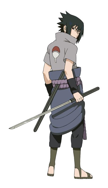 Sasuke Render  Naruto e sasuke desenho Meninas naruto