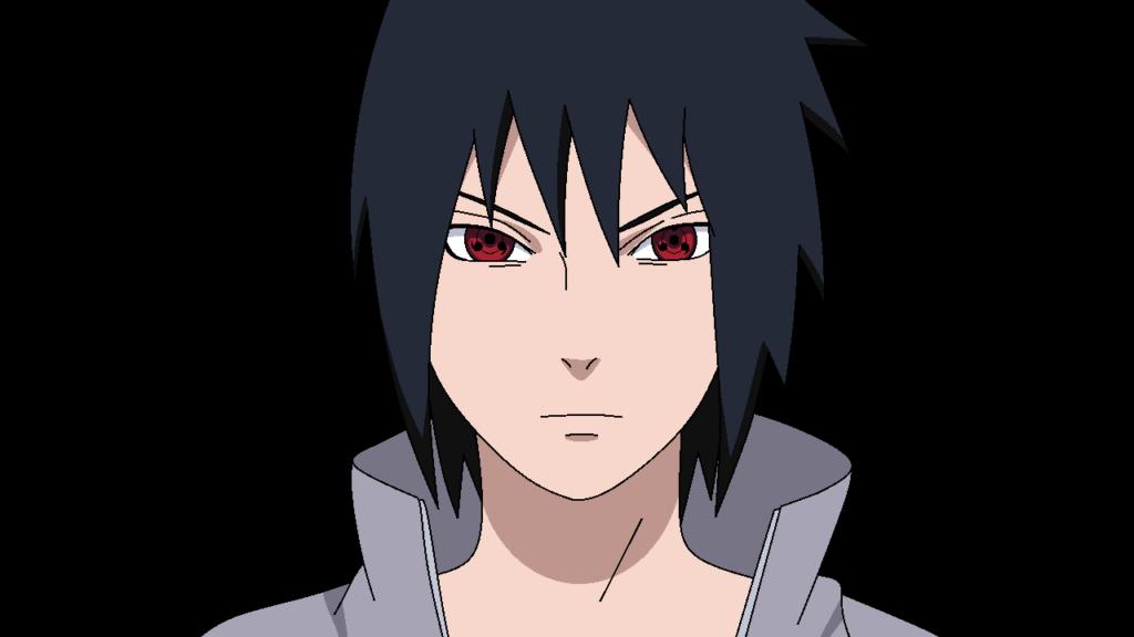 Sasuke Uchiha  Sharingan  2 by UchihaClanAncestor on