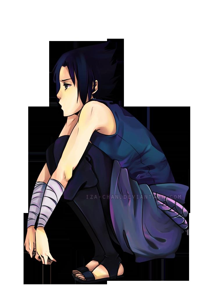 NARUTO Sasuke by izachan on DeviantArt