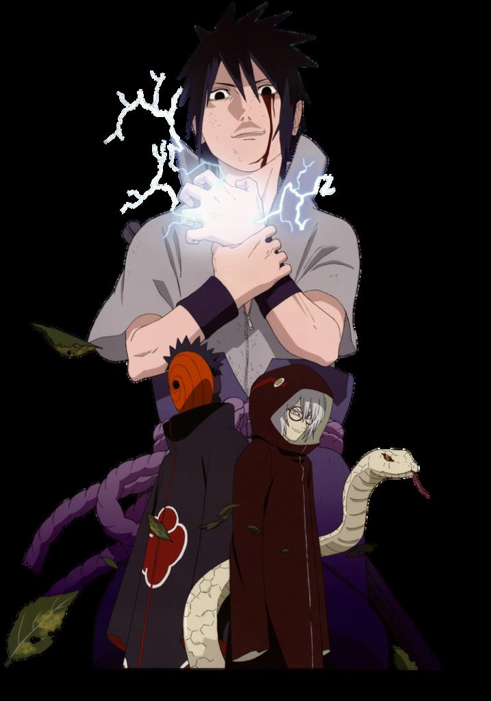 Render Sasuke Naruto Shippuden Full HD by WallPB by