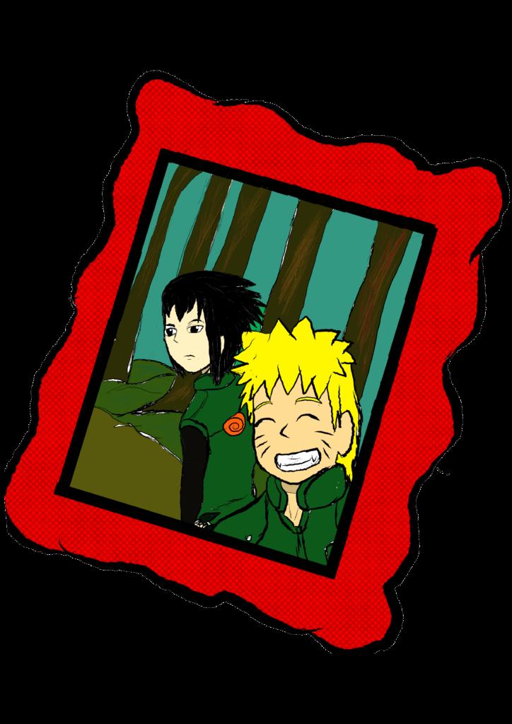Sasunaru smile sasuke by ezraoztam on DeviantArt