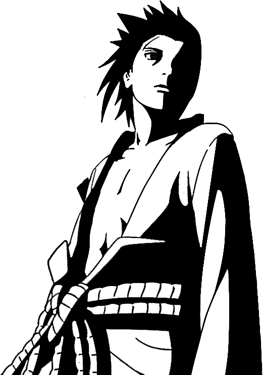 Uchiha Sasuke Render by UNDR4 on DeviantArt