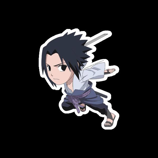 Naruto Sasuke Sticker Atsuko