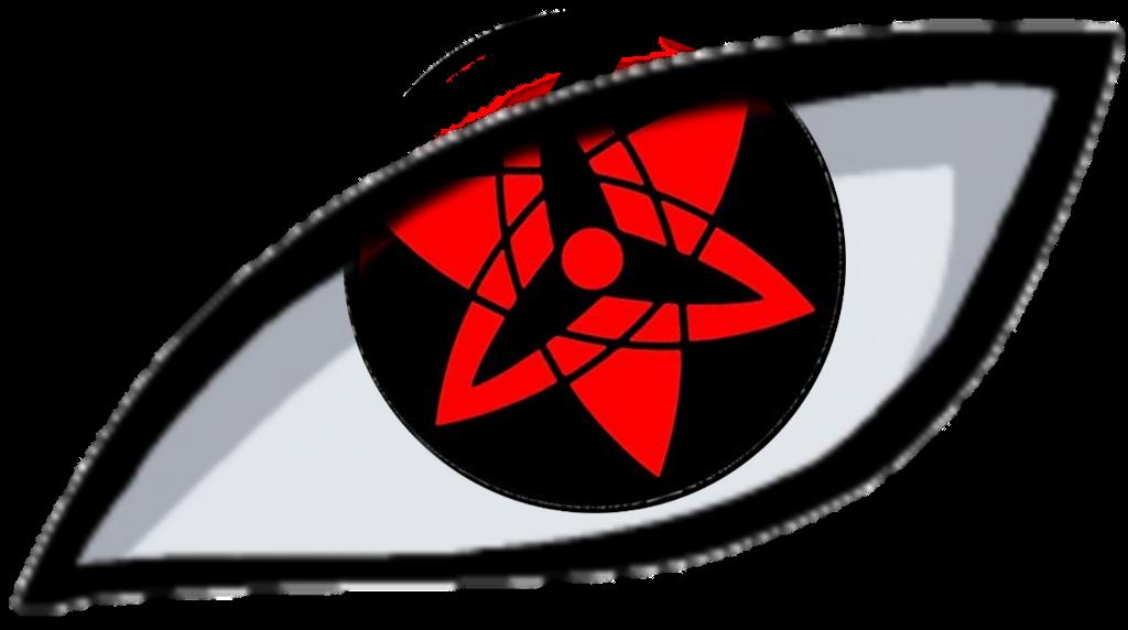 Uchiha Clan Mangekyou Sharingan Emblem Tutorial