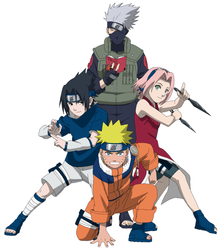 The Team 7 PTS  Lineart colored by DennisStelly on
